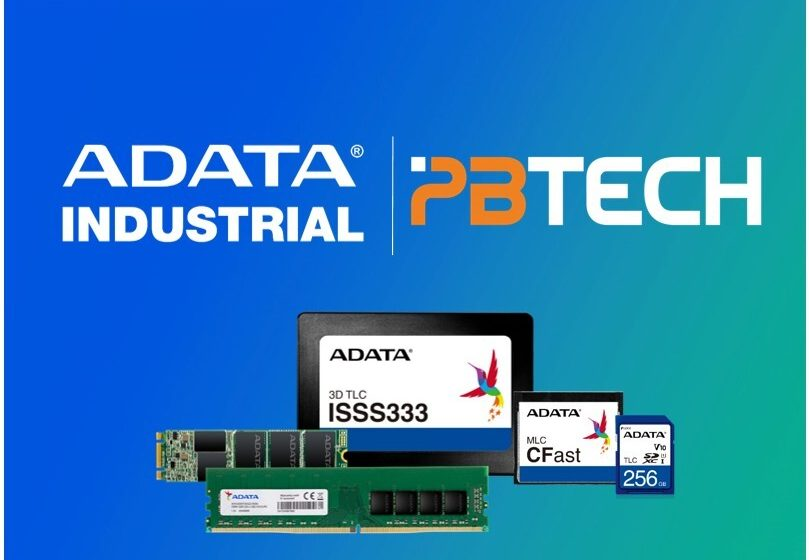 ADATA Technology in Nuova Zelanda con PB Tech
