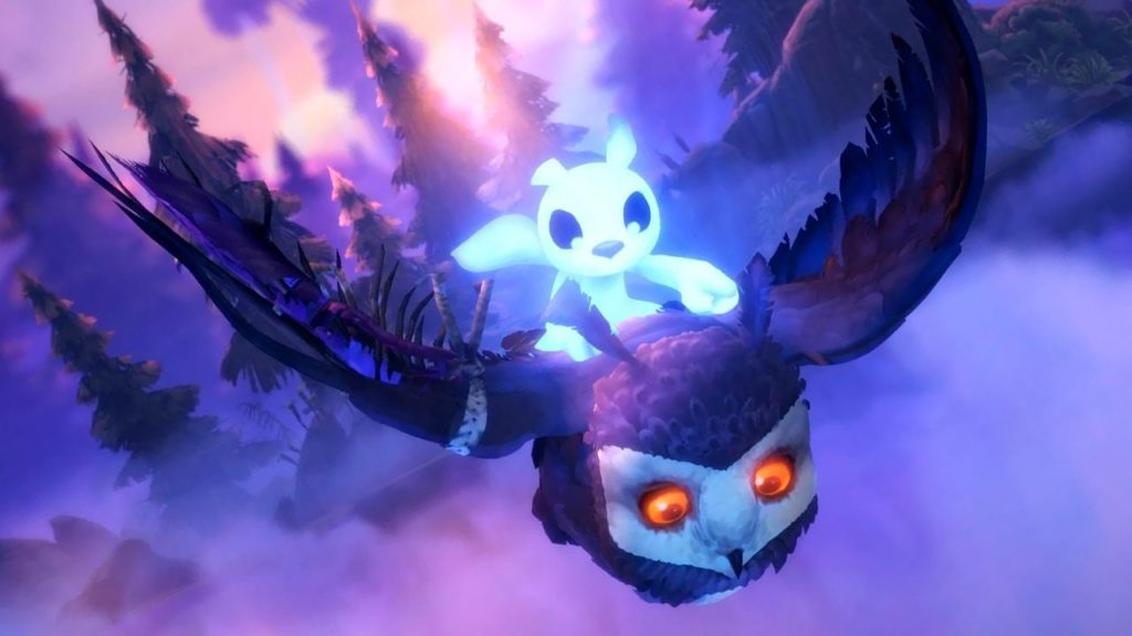 Ori and the Will of the Wisps owl