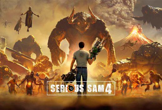 Serious Sam 4: annunciati i requisti hardware