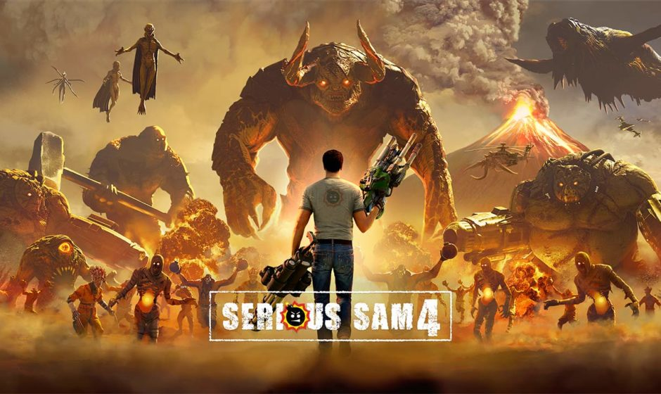 Serious Sam 4: annunciati i requisti hardware