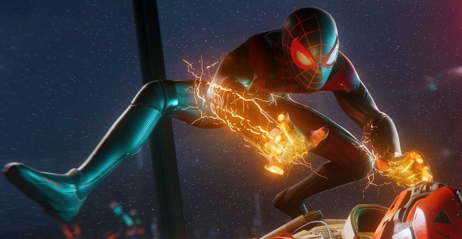 Spider-Man: Miles Morales bossfight