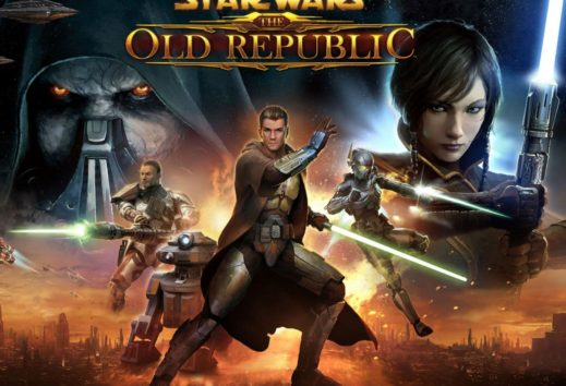 Star Wars: The Old Republic uscito su Steam