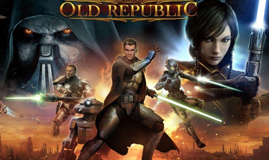 Star Wars: The Old Republic uscito su Steam