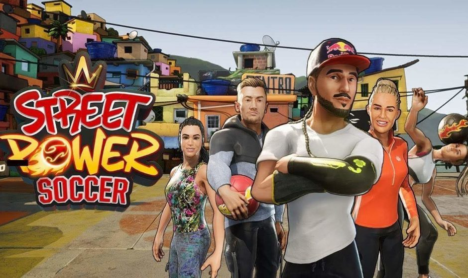 Street Power Football - Recensione
