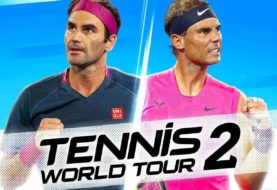 Tennis World Tour 2: primo gameplay video