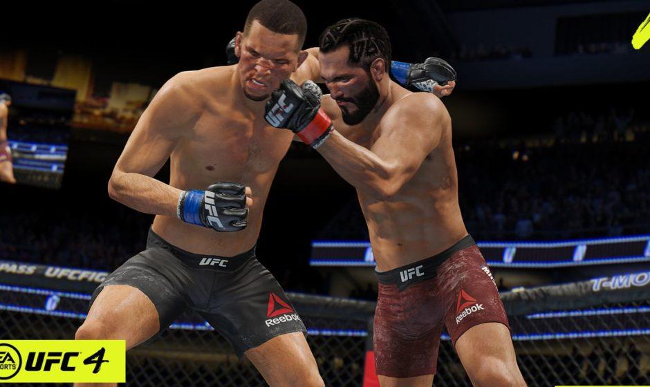 Annunciato il nuovo UFC 4 e i Bonus Preorder