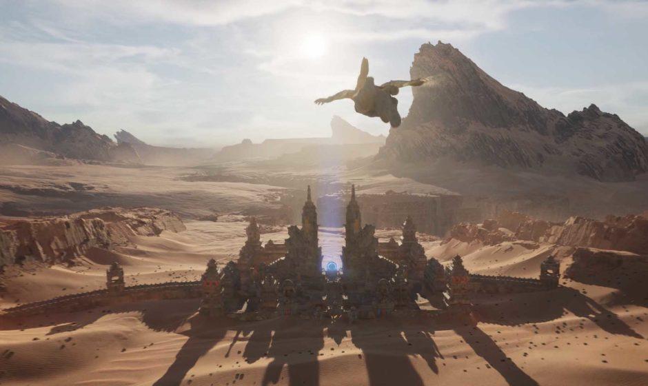 Unreal Engine: si punta a 60fps su PlayStation 5