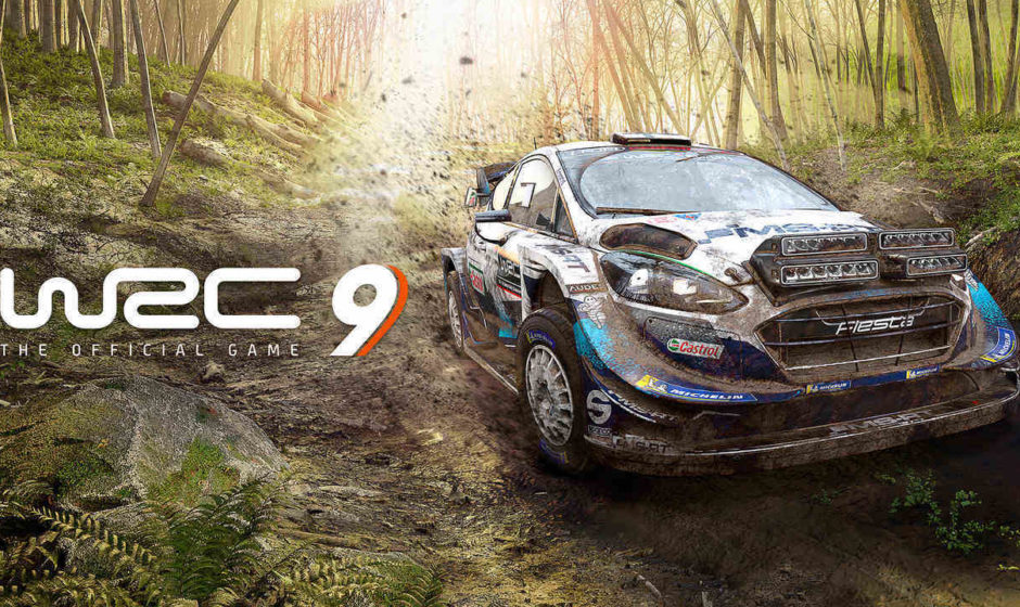 WRC 9 disponibile su PlayStation 5 al lancio