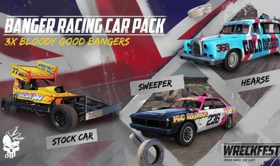 Wreckfest: disponibile l'ultimo DLC