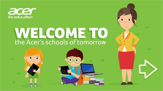 Acer for Education entra in partnership con LEBA
