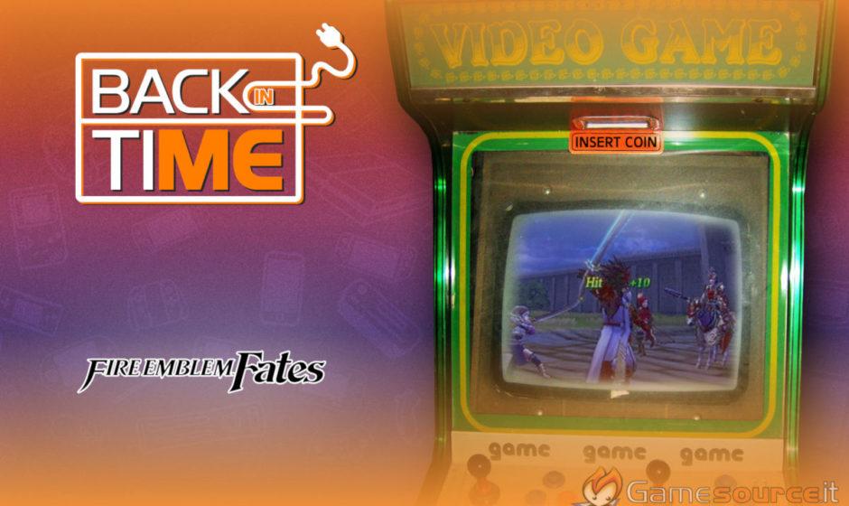Back in Time - Fire Emblem Fates: Retaggio