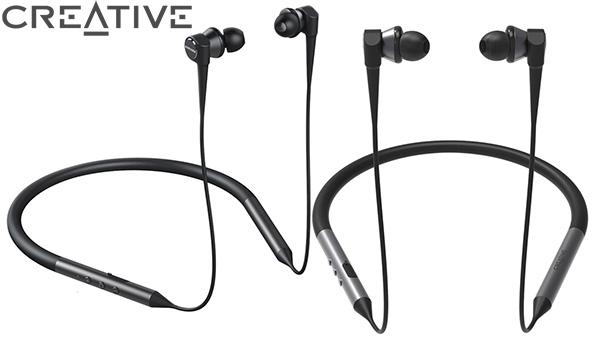 Creative annuncia le cuffie Aurvana Trio Wireless