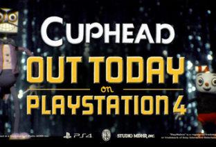 Cuphead: già disponibile su PlayStation 4
