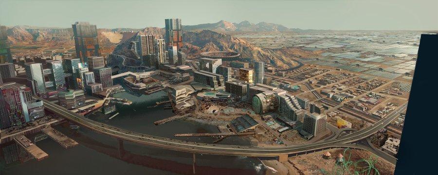 Cyberpunk 2077 Night City episodio