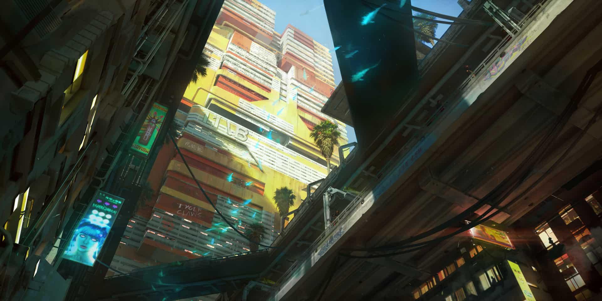 Cyberpunk 2077 photomode