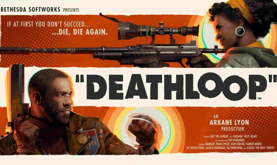 Deathloop rimandato al 2021!