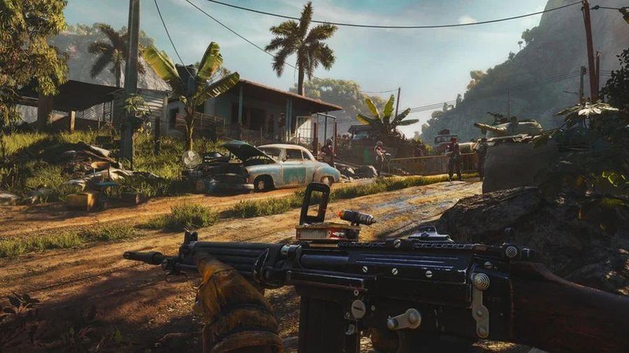 Far Cry 6 data