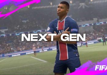 FIFA 21: upgrade gratuito next-gen già online