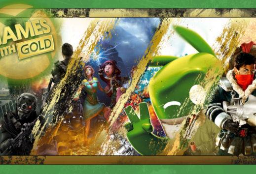 Games with Gold: giochi gratis di settembre 2020