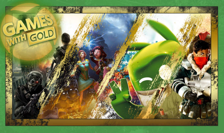Games with Gold: giochi gratis di settembre 2020