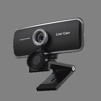 Creative Live! Cam Sync 1080p ideale per videocall