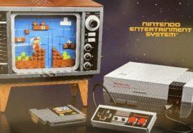 LEGO svela il set Nintendo NES