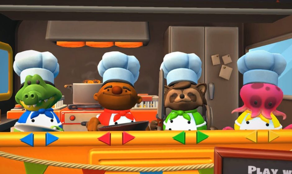 Annunciato Overcooked: All You Can Eat