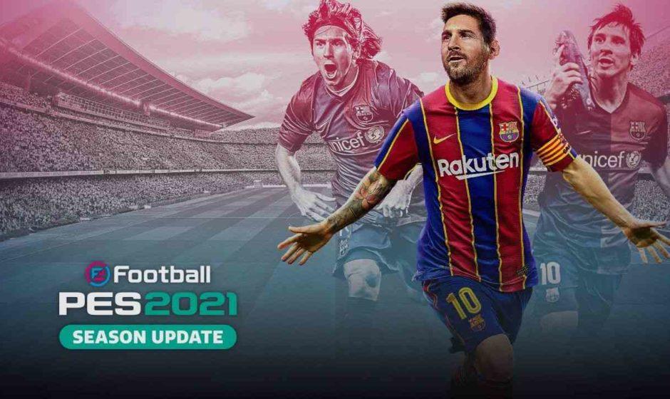 eFootball PES 2021 - Recensione