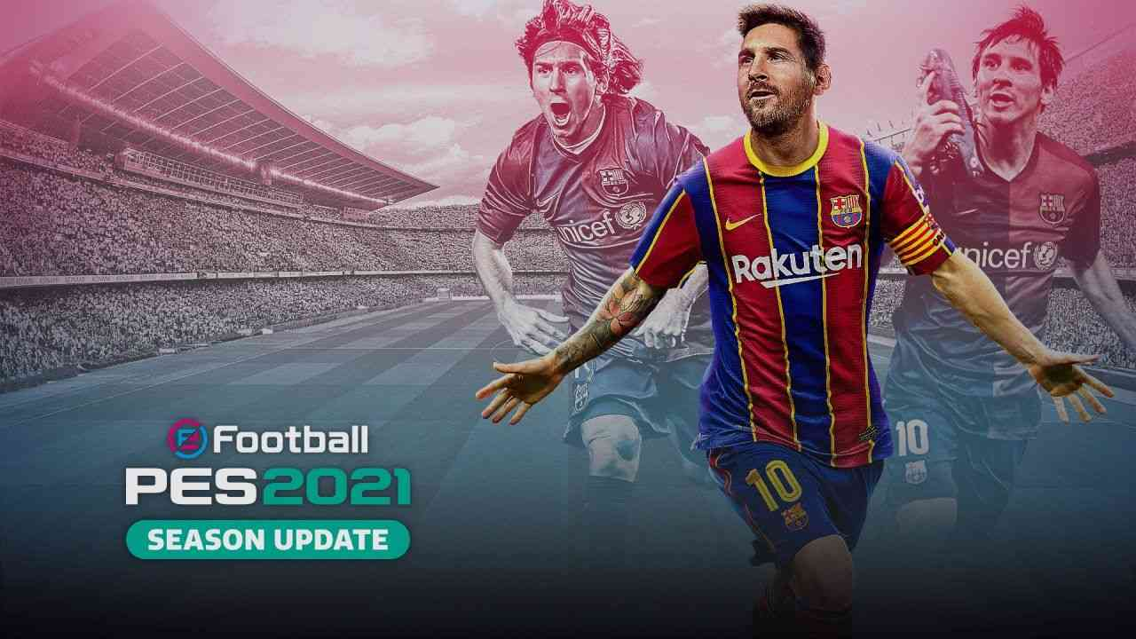 eFootball PES 2021 – Recensione