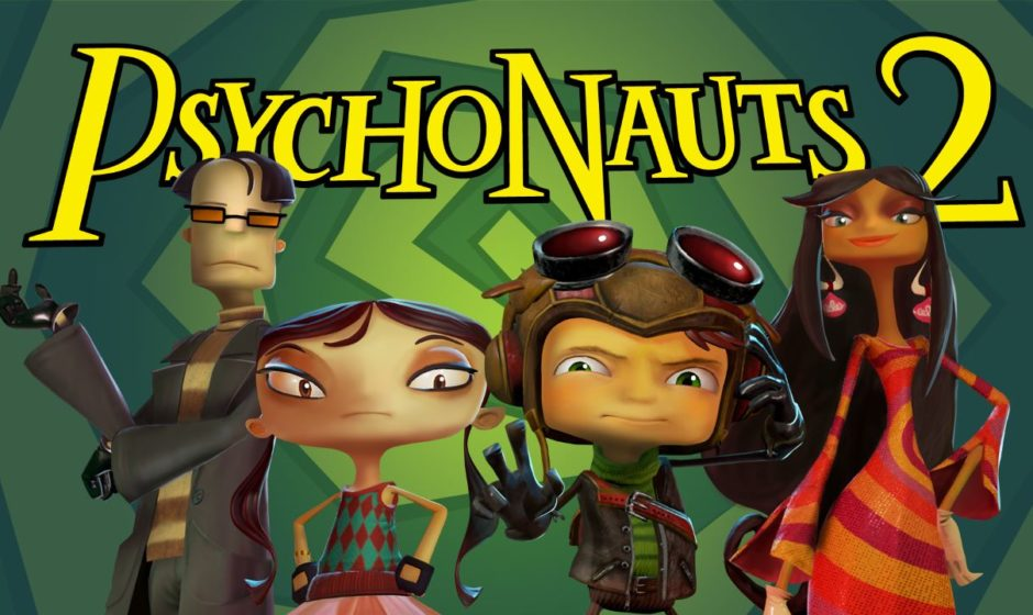 Psychonauts 2: annunciata la data di uscita