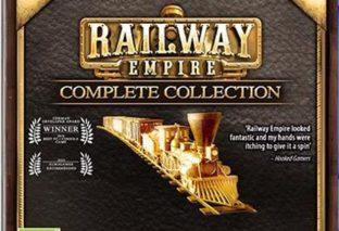 Railway Empire: Complete Collection già sui binari