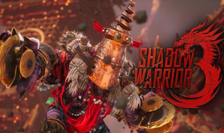 Shadow Warrior 3: mostrato il gameplay