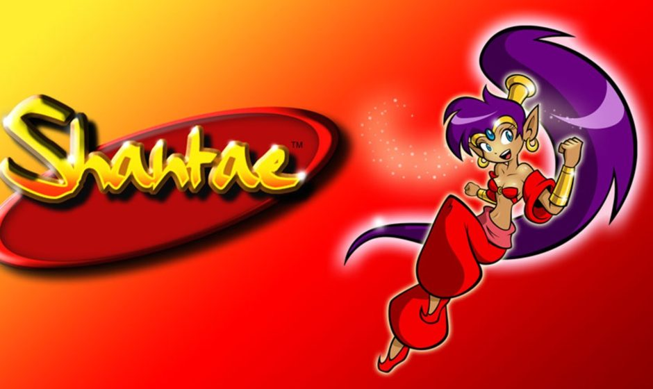 Shantae per Game Boy Color e il sequel arrivano su Switch