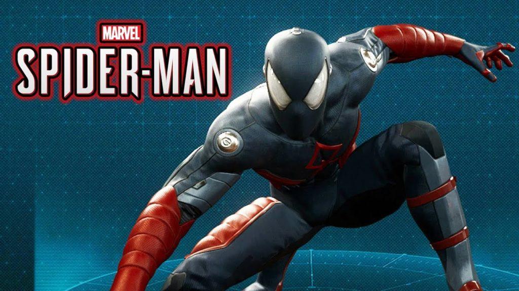 Spider-Man tutti costumi