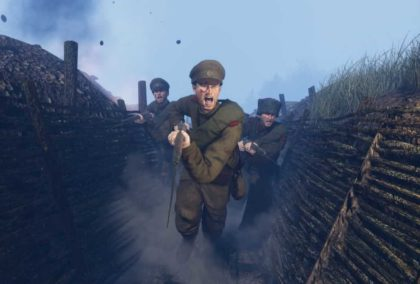 Tannenberg - Provata la versione PlayStation 4