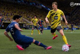 FIFA 21: ecco il peso del titolo su Xbox One e PC