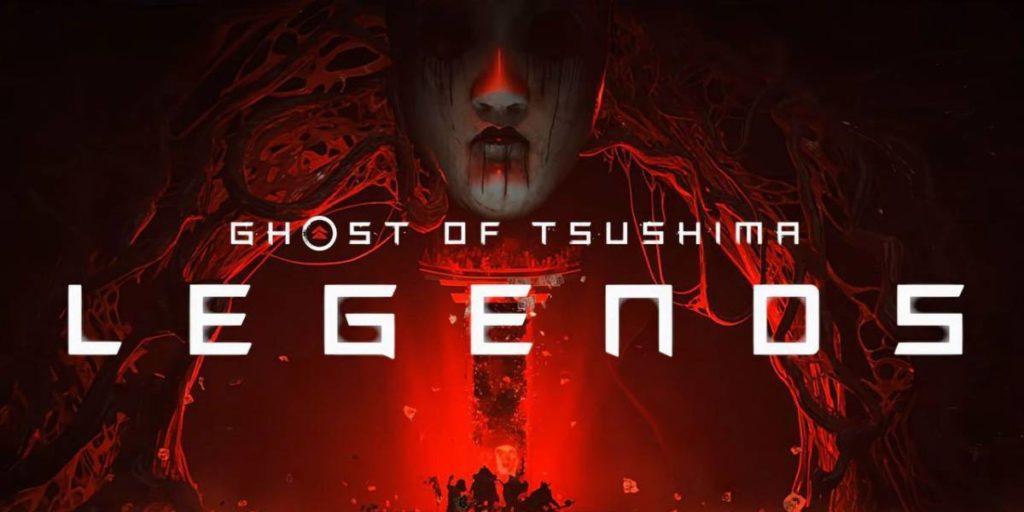 Ghost Tsushima legends