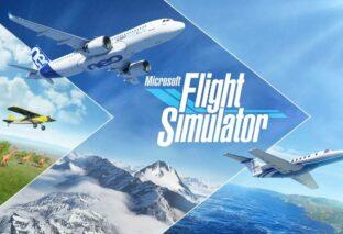 Microsoft Flight Simulator - Patch ne riduce la dimensione