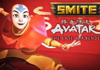 Smite: collaborazione di Avatar the Last Airbender
