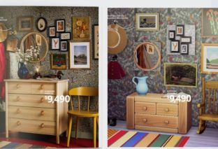 IKEA ripropone il suo catalogo con Animal Crossing
