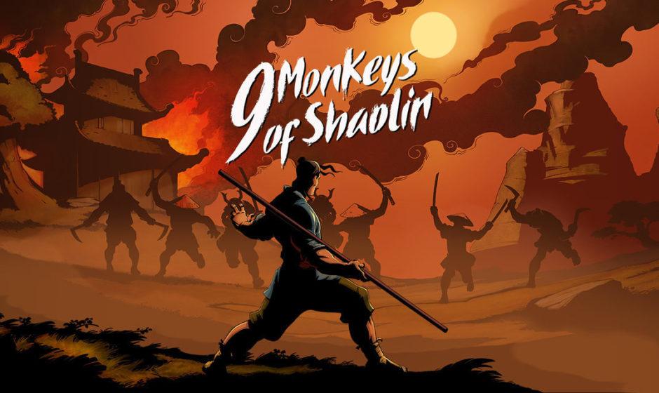 9 Monkeys of Shaolin: ecco l'accolades trailer