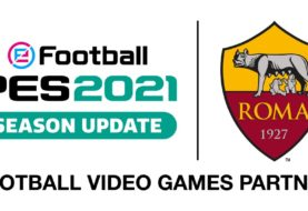 Konami e As Roma unite in PES