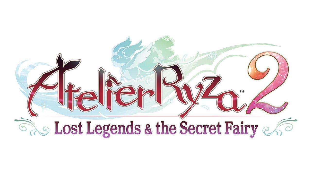 Atelier Ryza 2 Lost Legends & the Secret Fairy logo