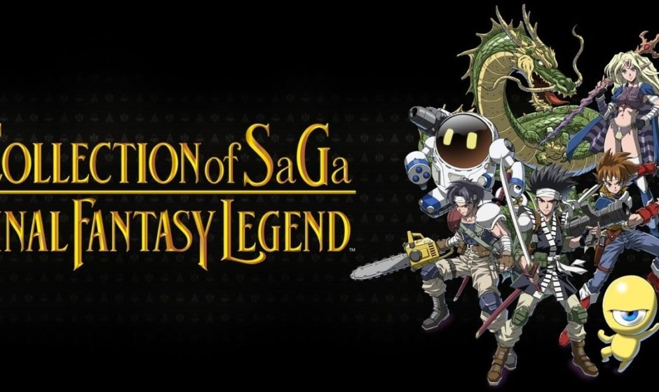 Collection of SaGa Final Fantasy Legend: nuovo trailer dal TGS