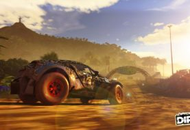 DIRT 5: video gameplay su pista Stampede