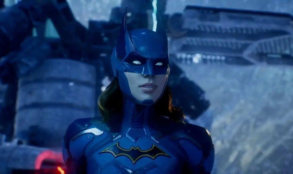 Gotham Knights non è un game as a service, dettagli