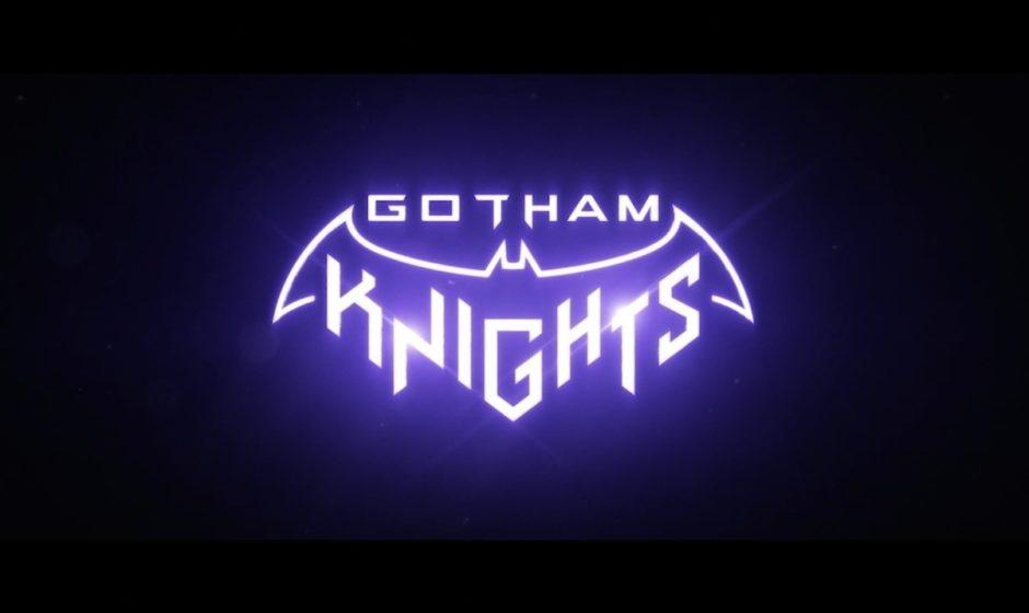 Gotham Knights annunciato al DC FanDome