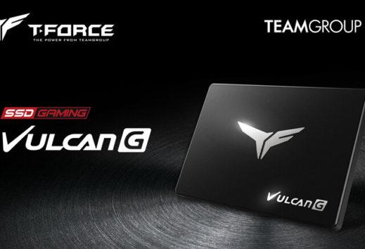 TeamGroup rilascia gli SSD T-FORCE Vulcan G