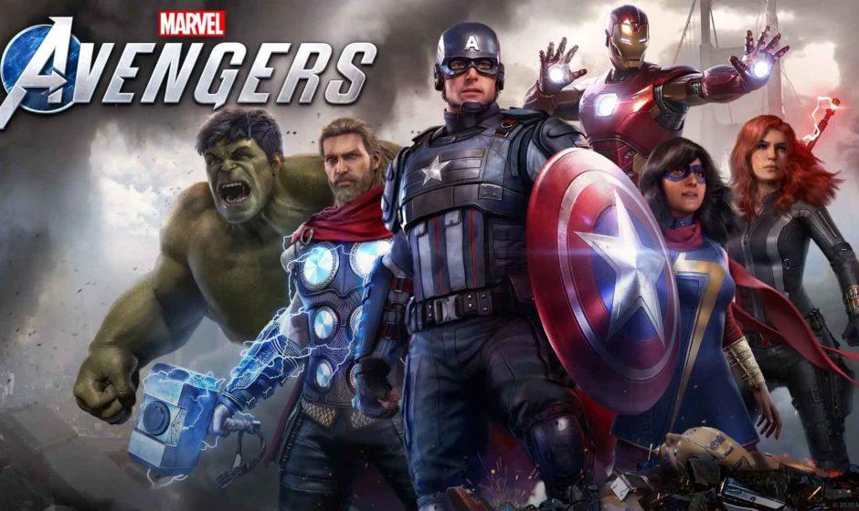 Marvel's Avengers: update next gen in ritardo