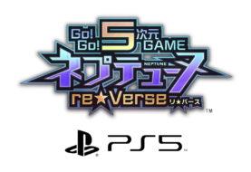 Annunciato Go! Go! 5 Jigen Game Neptune: re★Verse